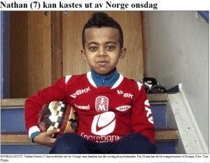 Fra VG Nett 15.mai